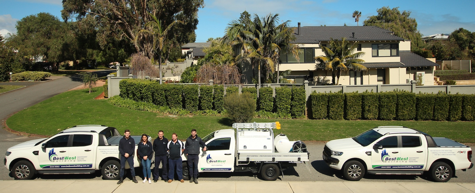 Bestwest Building and Pest Inspections
